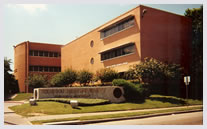 Texas Southern University - Opened as Texas State University for Negroes in 1947