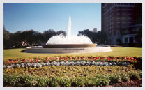 Houston Mecomb Fountain