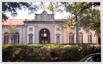 Houston Heights Public Library - Built in 1926, this is the oldest branch in the Houston Public Library system.
